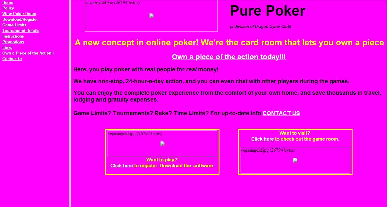 pure poker
